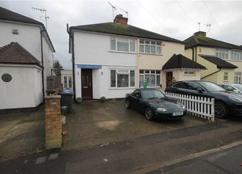 Thumbnail 3 bed property for sale in Weston Avenue, Addlestone, Surrey