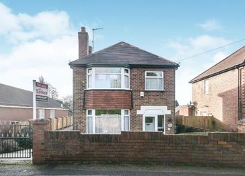 Thumbnail 3 bed detached house for sale in Kingsley Avenue, Mansfield Woodhouse, Mansfield, Nottinghamshire