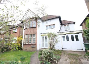 Thumbnail 4 bedroom detached house to rent in Whitchurch Gardens, Edgware, Middlesex