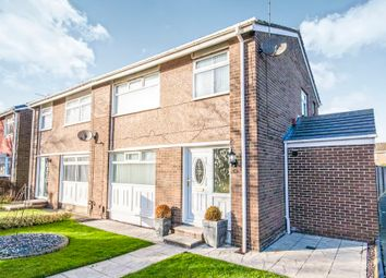 Thumbnail 3 bed semi-detached house for sale in Loyalty Road, Hartlepool