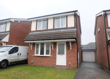 Thumbnail 3 bed detached house to rent in Osprey Close, Kempston, Bedford