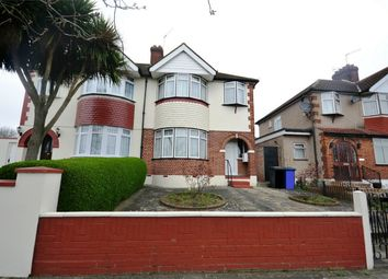 Thumbnail 3 bed semi-detached house for sale in Whitton Avenue West, Greenford, Middlesex