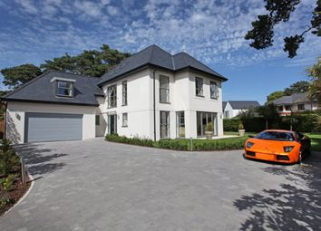 Thumbnail 6 bedroom detached house to rent in Haven Road, Canford Cliffs, Poole