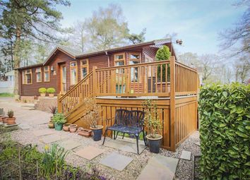 Thumbnail 3 bed mobile/park home for sale in Edisford Road, Clitheroe, Lancashire