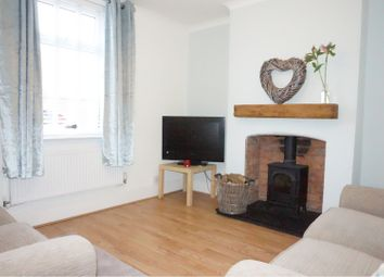 Thumbnail 2 bed terraced house to rent in Braunston Road, Oakham