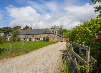 Thumbnail 4 bedroom property for sale in 1 Chapelton Steading, Dellavaird, Auchenblae, Laurencekirk
