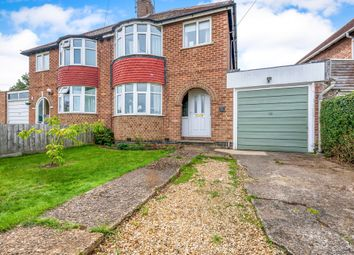 Thumbnail 3 bedroom semi-detached house for sale in Friars Crescent, Northampton
