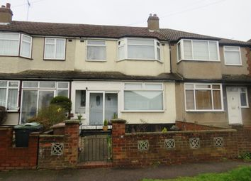 Thumbnail 3 bed terraced house for sale in Moira Close, Luton