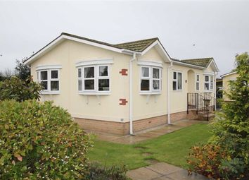 Thumbnail 2 bedroom mobile/park home for sale in Salthouse Farm, Shaft Road, Bristol