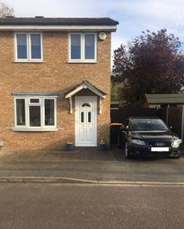 Thumbnail 2 bed semi-detached house for sale in Ripon Close, Kempston, Bedford
