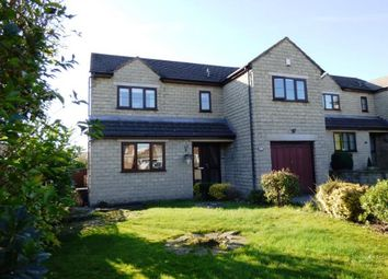 Thumbnail 4 bedroom detached house for sale in Longlands Road, New Mills, High Peak, Derbyshire