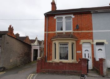 Thumbnail 2 bedroom terraced house to rent in Wigmore Avenue, Swindon