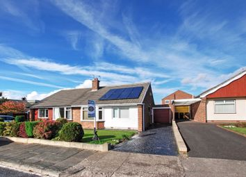 Thumbnail 2 bed semi-detached bungalow for sale in Blanchland Avenue, Wideopen, Newcastle Upon Tyne