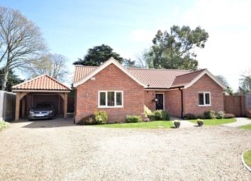 Thumbnail 3 bed detached house for sale in Earlsmead Gardens, Mileham, King's Lynn