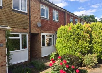 Thumbnail 2 bed terraced house to rent in Birchwood Drive, West Byfleet, Surrey