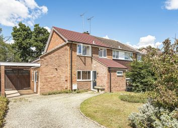 St Marys Close, Henley-On-Thames RG9. 3 bed semi-detached house