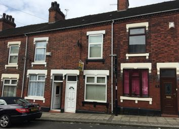 Thumbnail 2 bed terraced house to rent in Homer Street, Hanley, Stoke On Trent