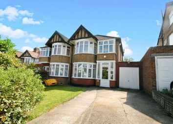 Thumbnail 3 bed semi-detached house for sale in South Hill Grove, Sudbury Hill, Harrow