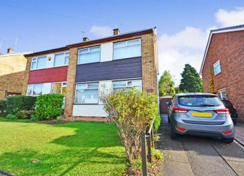 Thumbnail 3 bed semi-detached house for sale in Oxendon Way, Binley, Coventry