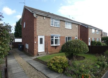 Thumbnail 2 bed semi-detached house for sale in Bowland Close, Bentley, Doncaster