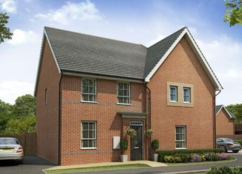 """Thumbnail 3 bed semi-detached house for sale in """"Finchley"""" at Moss Lane, Macclesfield"""