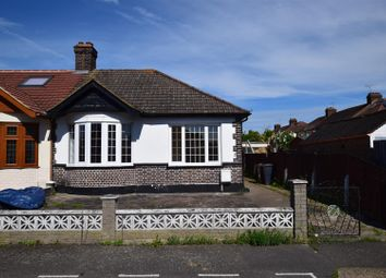Thumbnail 2 bed semi-detached bungalow for sale in Cedar Avenue, Chadwell Heath, Romford