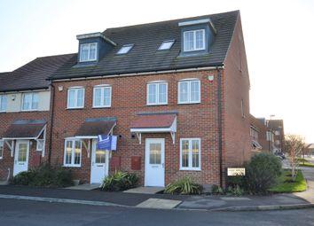 Thumbnail 4 bed semi-detached house to rent in Bay Bridge Crescent, Felpham, Bognor Regis
