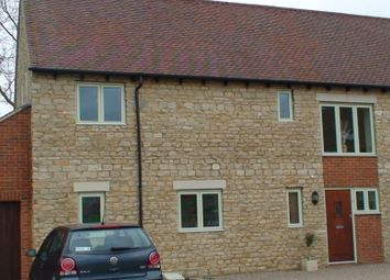 Thumbnail 3 bed semi-detached house to rent in The Green, Marcham, Abingdon, Oxfordshire