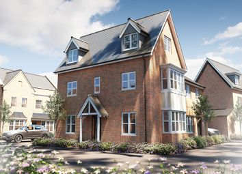 "Thumbnail 3 bedroom end terrace house for sale in ""The Hartley"" at Deardon Way, Shinfield, Reading"