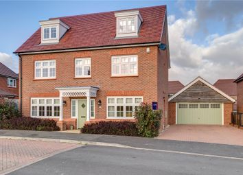 Thumbnail 5 bedroom detached house for sale in Doherty Avenue, St Johns, Worcester
