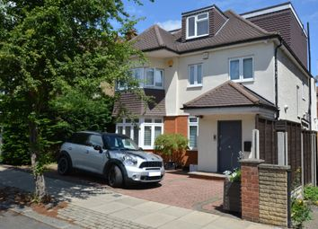 Thumbnail 7 bed detached house for sale in Shirehall Park, London