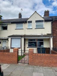 Thumbnail 3 bed terraced house for sale in Kirkstone Road North, Liverpool