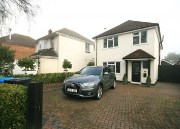 Thumbnail 4 bedroom detached house for sale in Cornelia Crescent, Poole