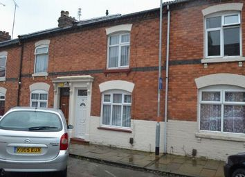 Thumbnail 2 bedroom terraced house to rent in Hervey Street, The Mounts, Northampton