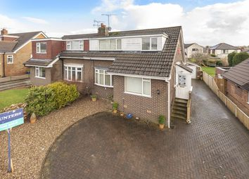 Thumbnail 3 bed semi-detached house for sale in St. Johns Way, Yeadon, Leeds