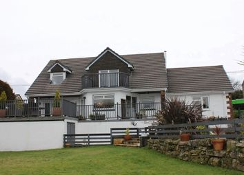 Thumbnail 4 bed detached house for sale in Singlerose Road, Stenalees, St Austell