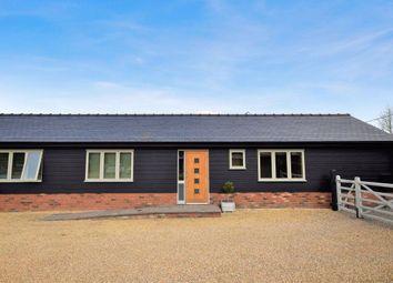 Thumbnail Studio to rent in Hay Street, Steeple Morden, Herts