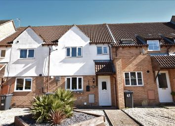 Thumbnail 3 bed terraced house for sale in Deerhurst Place, Quedgeley, Gloucester