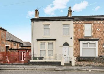 Thumbnail 3 bed end terrace house for sale in Old Chester Road, Birkenhead