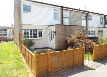 Thumbnail 3 bed end terrace house for sale in Curlew Gardens, Cowplain, Waterlooville