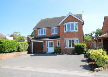Thumbnail 5 bed detached house for sale in Willington Road, Etwall, Etwall Derby