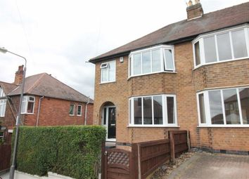Thumbnail 3 bed semi-detached house for sale in Besecar Avenue, Gedling, Nottingham