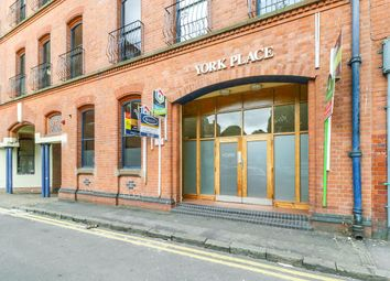 Thumbnail 2 bed flat for sale in York Street, Leicester