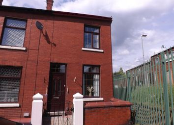 Thumbnail 3 bed end terrace house for sale in Brewster Street, Middleton, Manchester