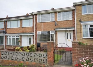 3 bed terraced house for sale in Whitefield Crescent, Houghton Le Spring DH4