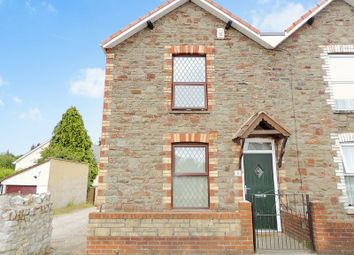 Thumbnail 2 bedroom end terrace house for sale in Mill Lane, Warmley, Bristol