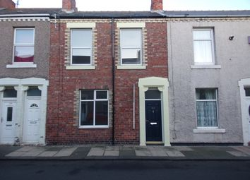 Thumbnail 2 bedroom terraced house for sale in Percy Street, Blyth