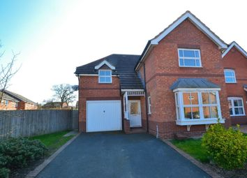 Thumbnail 3 bed detached house for sale in Latchford Lane, Shrewsbury