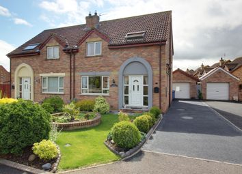 Thumbnail 3 bed semi-detached house for sale in Mill Cottage Park, Millisle