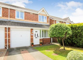 Thumbnail 3 bed property for sale in Nenthead Close, Great Lumley, Chester Le Street